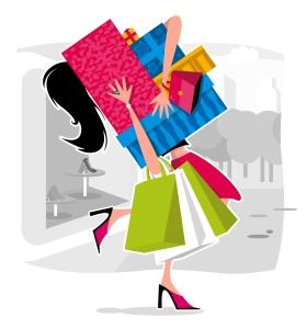 Compras, compras, compras